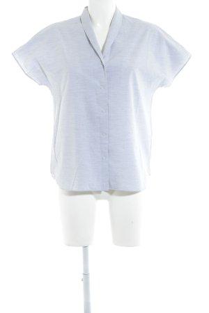 COS Camicia a maniche corte grigio chiaro stile semplice