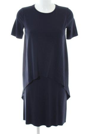 COS Robe à manches courtes bleu style décontracté