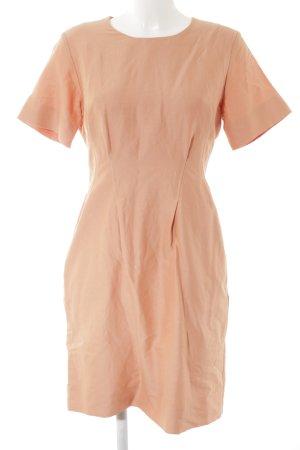 COS Kurzarmkleid apricot Casual-Look
