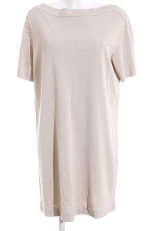COS Kurzarmkleid beige Elegant