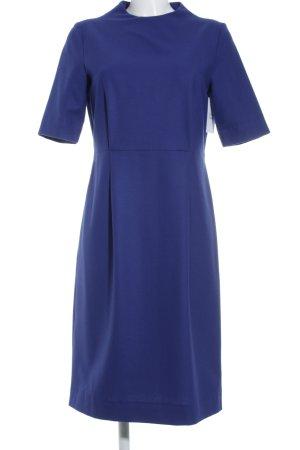 COS Kurzarmkleid blau schlichter Stil