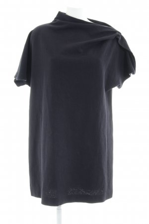 COS Shortsleeve Dress dark blue casual look