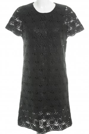 COS Shortsleeve Dress black elegant