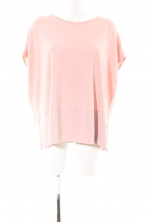 COS Short Sleeve Sweater pink casual look