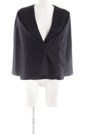COS Veste courte noir style extravagant