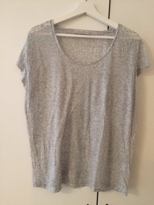 COS T-Shirt light grey-grey