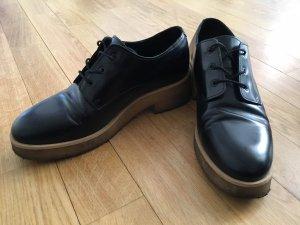COS lace up shoes