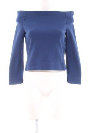 COS Camicetta a maniche lunghe blu stile casual
