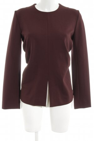 COS Langarm-Bluse bronzefarben klassischer Stil
