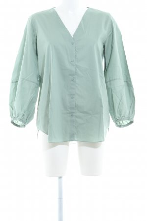 COS Long Sleeve Shirt lime-green casual look