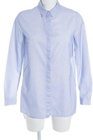COS Langarmhemd himmelblau