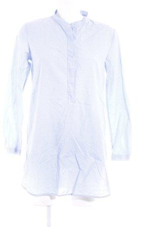 COS Langarmhemd himmelblau Casual-Look