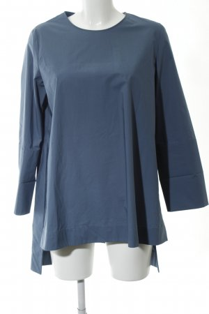 COS Langarmkleid blau Business-Look