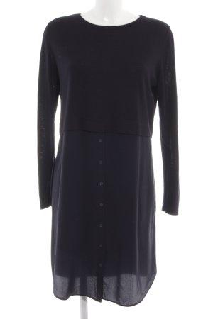 COS Longsleeve Dress black-blue business style