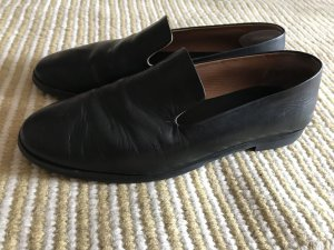 COS Slip-on noir cuir