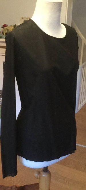 Cos leicht transparentes Shirt schwarz L wneu