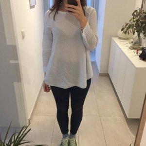 Cos lockere sommerliche Bluse Oberteil Langarm 100% Baumwolle
