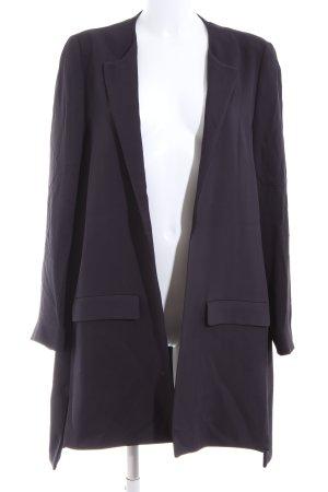 COS Long-Blazer schwarz Business-Look