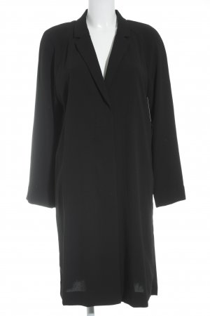 COS Long-Blazer schwarz Elegant