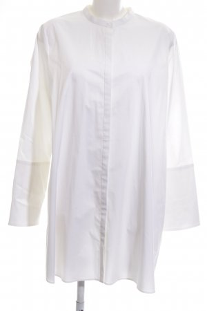 COS Long Blouse white business style