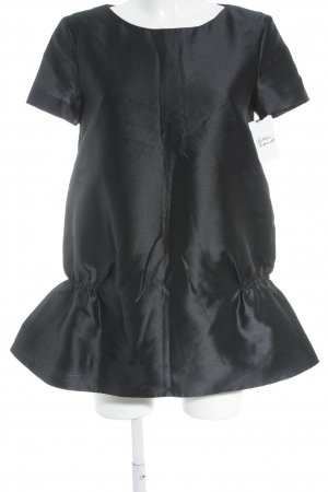 COS Long Blouse black simple style