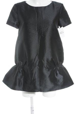 COS Long-Bluse schwarz schlichter Stil