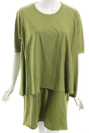 COS Longshirt grasgrün Casual-Look
