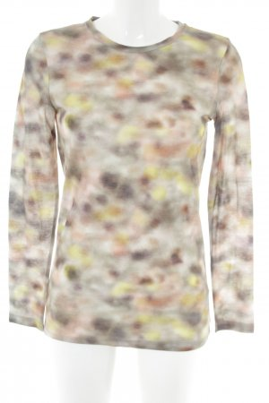 COS Longsleeve abstract pattern casual look
