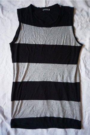 COS Shirt Dress black-light grey