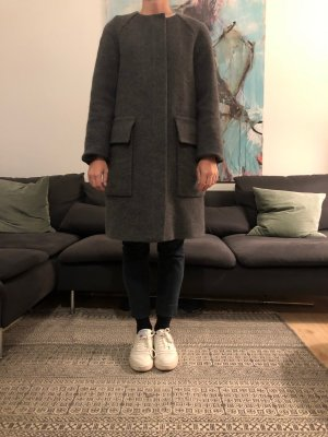 COS Wool Coat anthracite wool