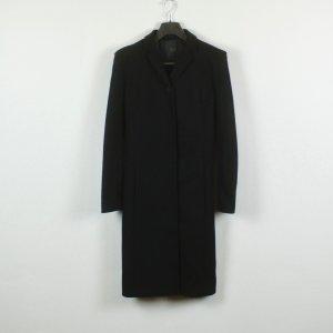 COS Coat black mixture fibre
