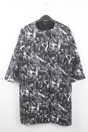 COS Mantel Gr. 36 schwarz weiß gemustert (18/9/251)