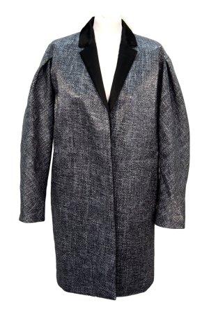 COS  Mantel  in  Grau
