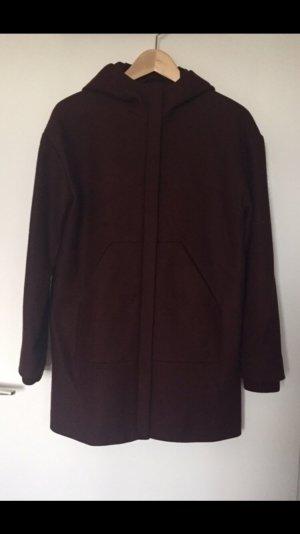 COS Mantel mit Kapuze