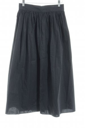 COS Maxi Skirt black elegant