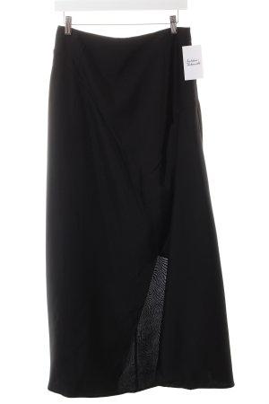COS Maxirock schwarz schlichter Stil