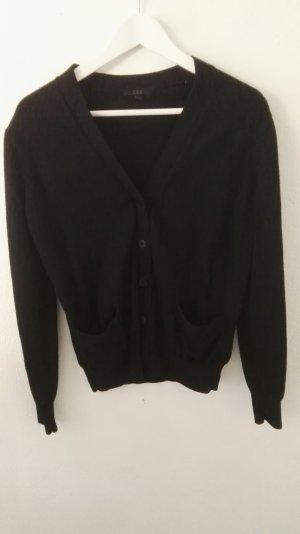 COS Maglione di lana nero