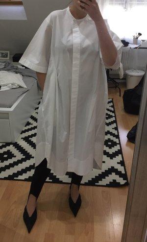 COS Robe chemisier blanc coton