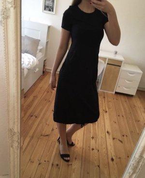 Cos Midi Kleid XS 32 34 Blogger minimalistisch