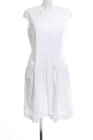 COS Midi Dress white casual look