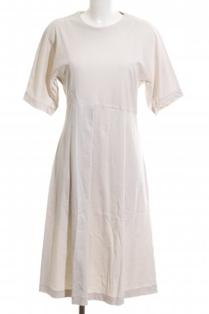 COS Midi Dress natural white casual look