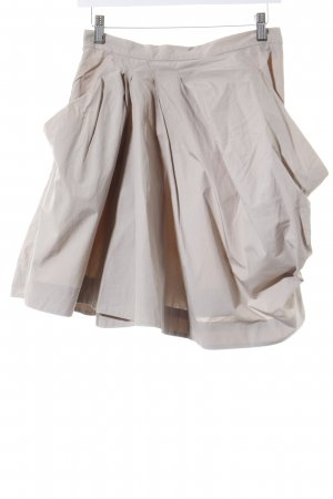COS Midi Skirt cream casual look