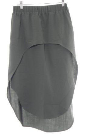 COS Midirock dunkelgrün Casual-Look