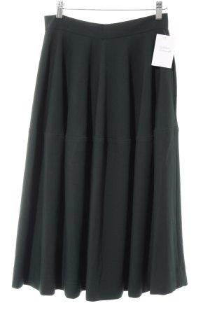 COS Midirock waldgrün 50ies-Stil