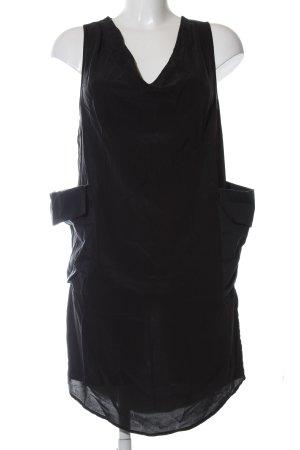 COS Minikleid schwarz Casual-Look