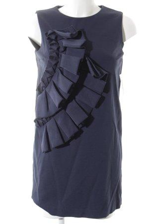 COS Minikleid dunkelblau Elegant