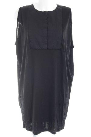 COS Minikleid schwarz schlichter Stil