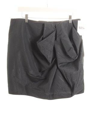 COS Minirock dunkelgrün schlichter Stil