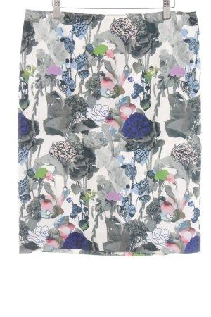 COS Minirock florales Muster Romantik-Look