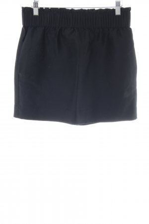 retro Großhandelsverkauf herausragende Eigenschaften COS Minirock schwarz Casual-Look